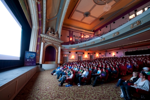 The lavish Cinema Imperial